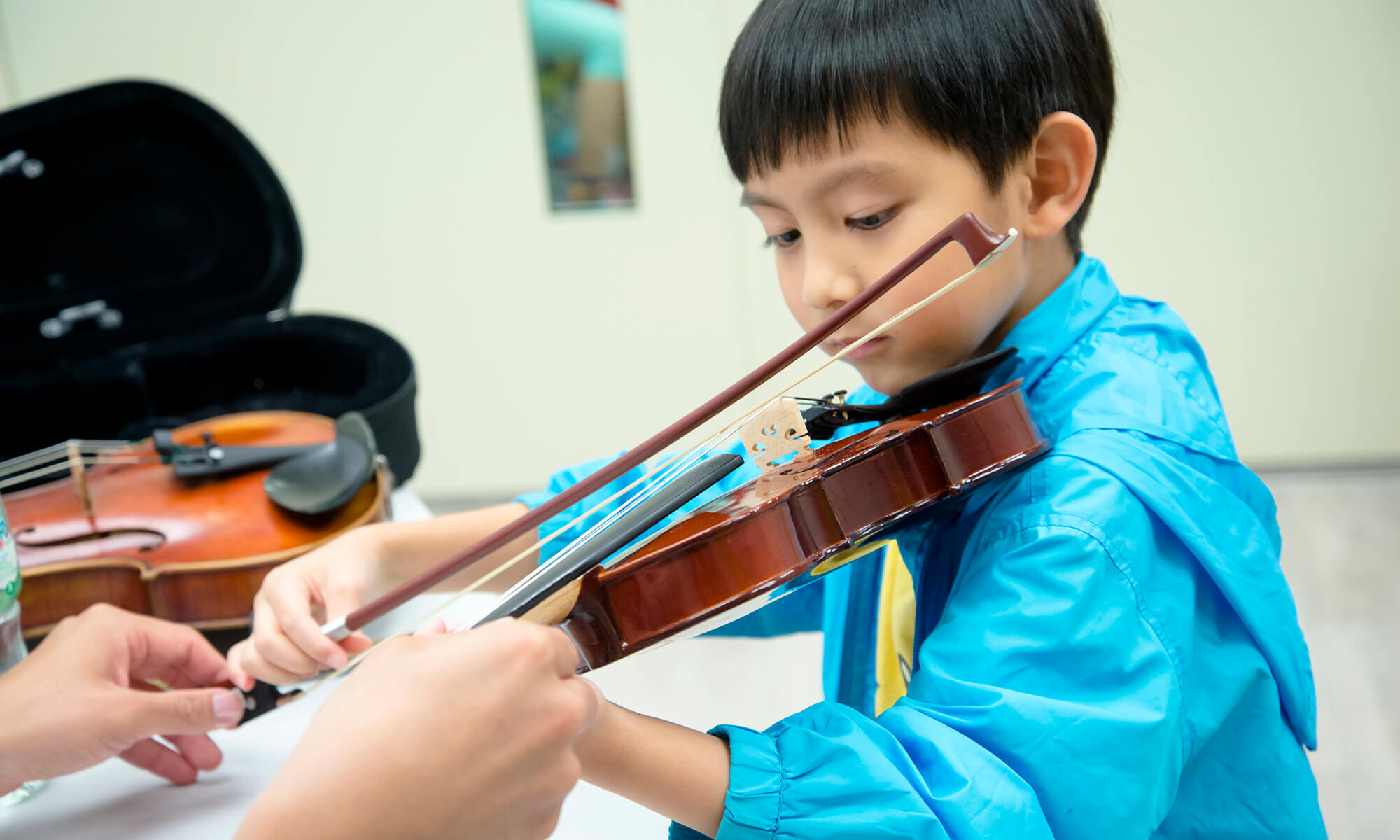 小提琴 / 大提琴